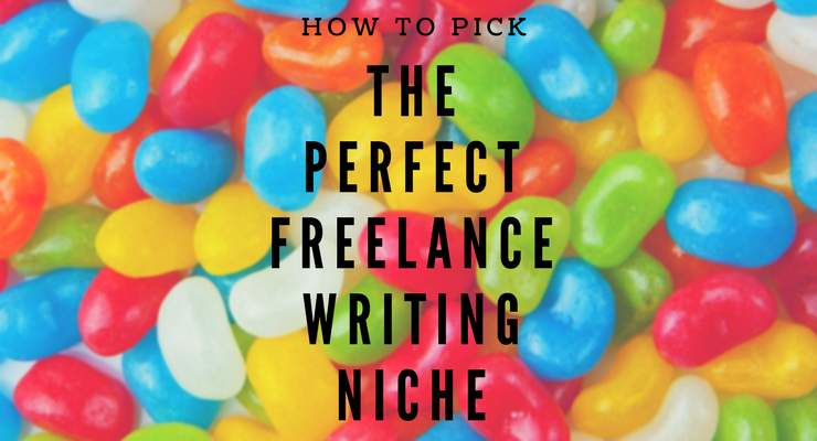 JAH 24: How To Pick The Perfect Freelance Writing Niche
